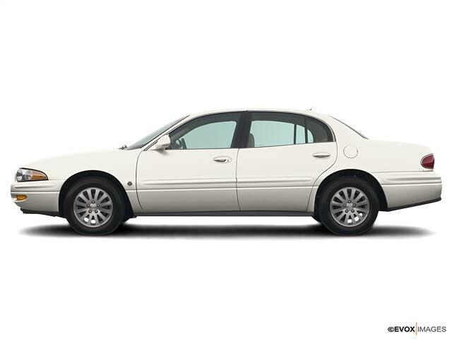 2005 Buick LeSabre Custom Sedan FWD