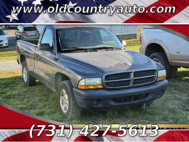2002 Dodge Dakota Sport RWD