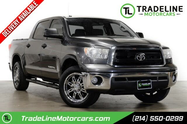 2013 Toyota Tundra Grade CrewMax 4.6L