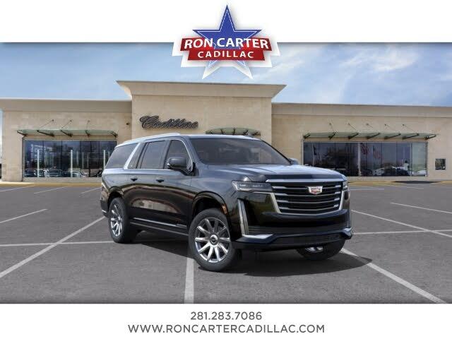 2021 Cadillac Escalade ESV Premium Luxury Platinum AWD