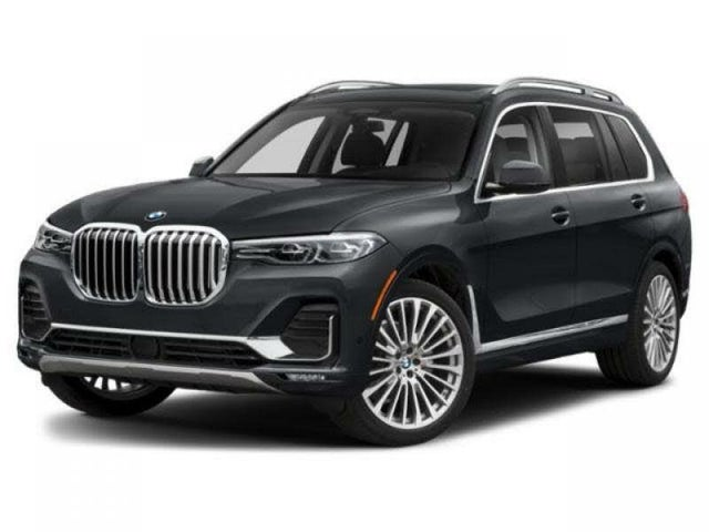 2021 BMW X7 xDrive40i AWD
