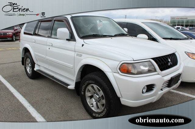2003 Mitsubishi Montero Sport Limited 4WD