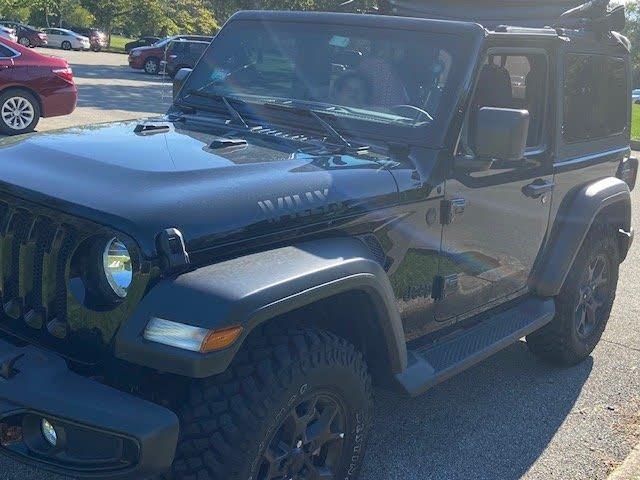 2020 Jeep Wrangler Willys Sport 4WD