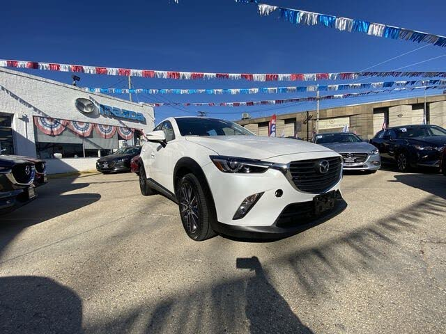 2018 Mazda CX-3 Grand Touring AWD