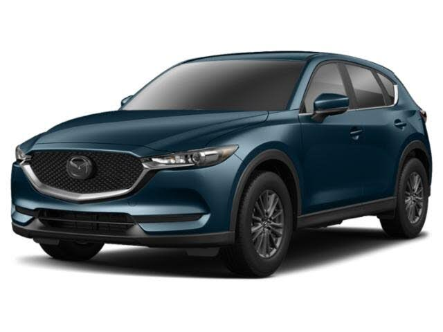 2021 Mazda CX-5 Touring AWD