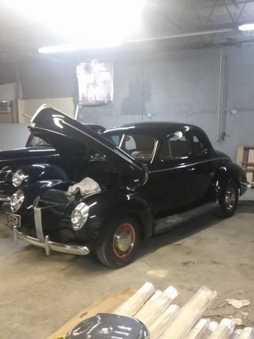 1940 Ford Deluxe Pickup