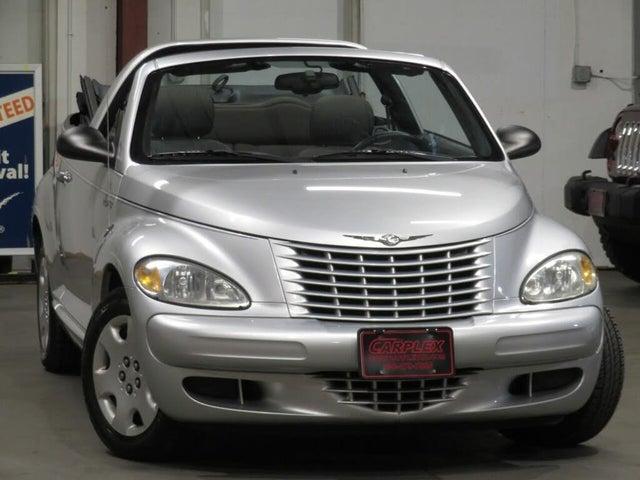 2005 Chrysler PT Cruiser Convertible FWD