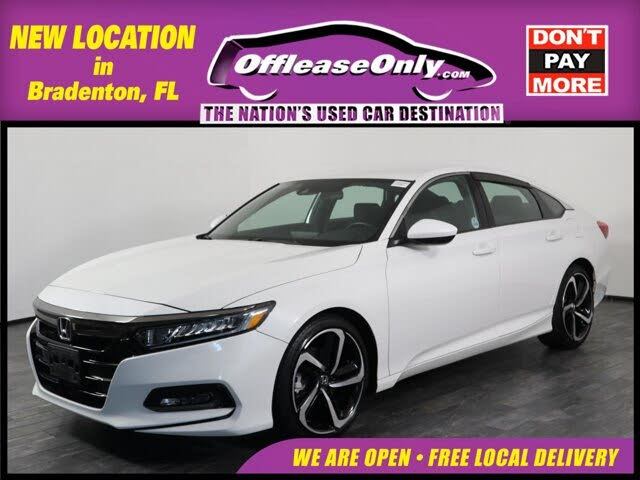 2018 Honda Accord 2.0T EX-L FWD
