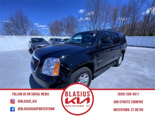 2013 GMC Yukon SLT 4WD