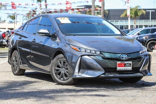 2019 Toyota Prius Prime Premium FWD