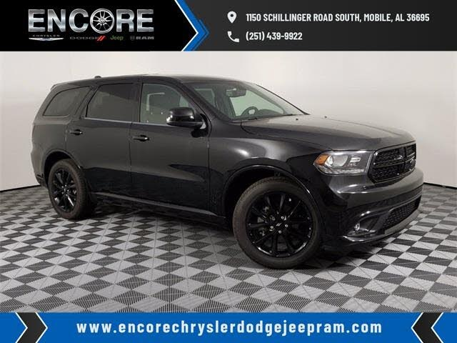 2019 Dodge Durango SXT Plus RWD