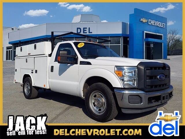 2016 Ford F-350 Super Duty Chassis