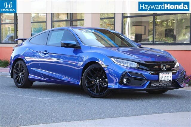 2020 Honda Civic Si Coupe FWD