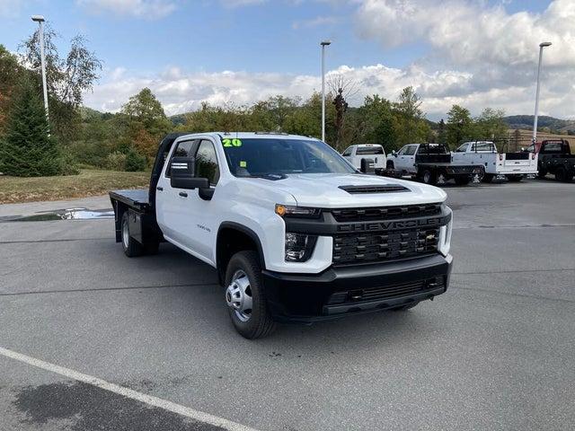 2020 Chevrolet Silverado 3500HD Chassis Work Truck Crew Cab 4WD