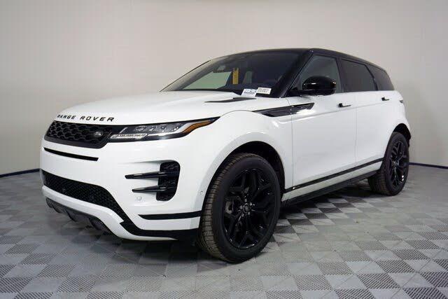 2021 Land Rover Range Rover Evoque P300 R-Dynamic S AWD