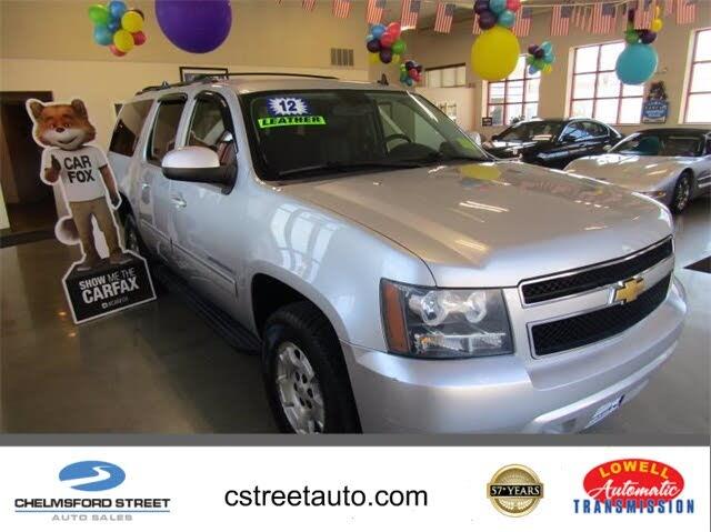 2012 Chevrolet Suburban 1500 LT 4WD