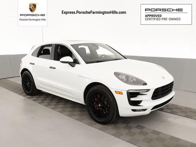 2018 Porsche Macan GTS AWD