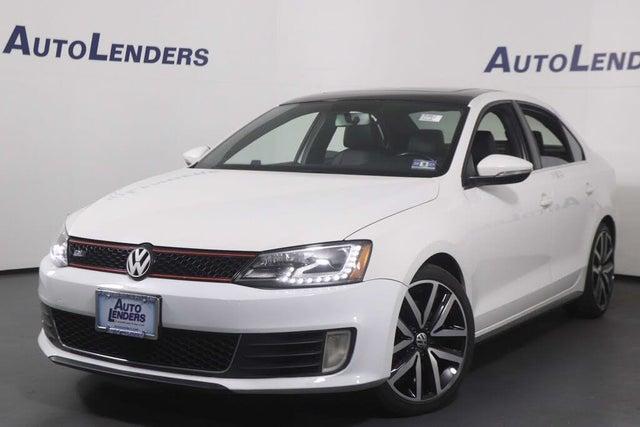 2014 Volkswagen Jetta GLI Autobahn FWD with Navigation