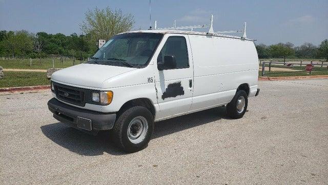 2003 Ford E-Series E-250 Cargo Van