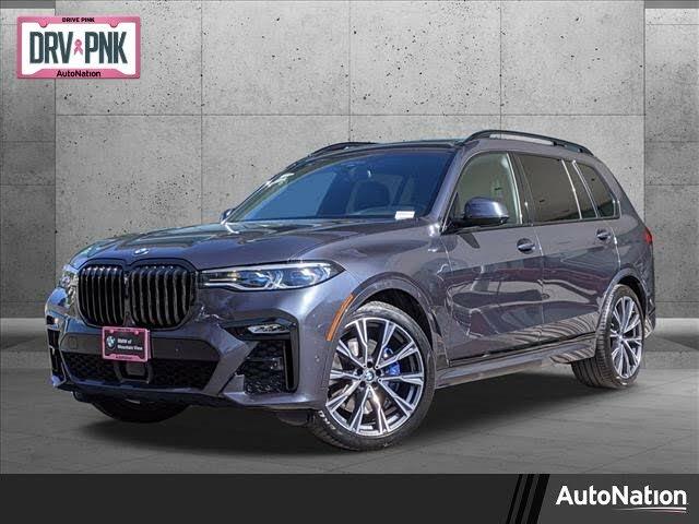 2020 BMW X7 M50i AWD