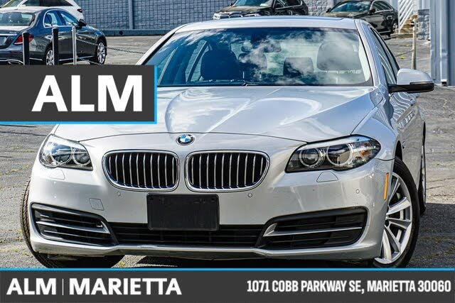 2014 BMW 5 Series 528i Sedan RWD