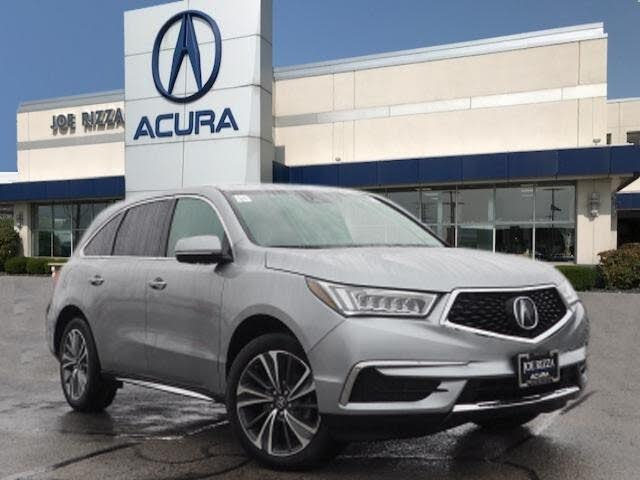 2019 Acura MDX SH-AWD with Technology Package