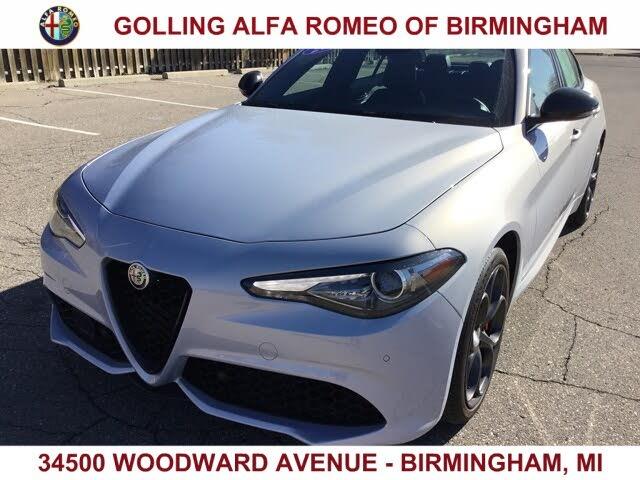 2020 Alfa Romeo Giulia Ti Sport AWD