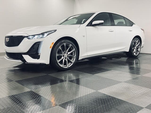 2020 Cadillac CT5 Sport Sedan AWD