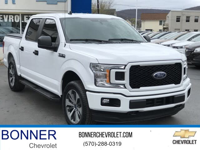2020 Ford F-150 XL SuperCrew 4WD