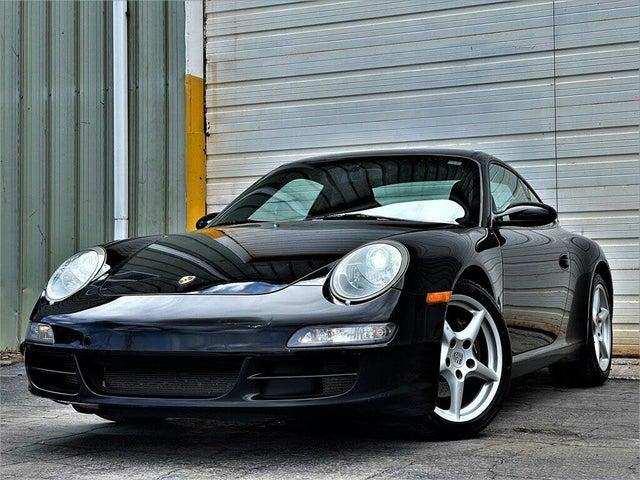 2007 Porsche 911 Carrera