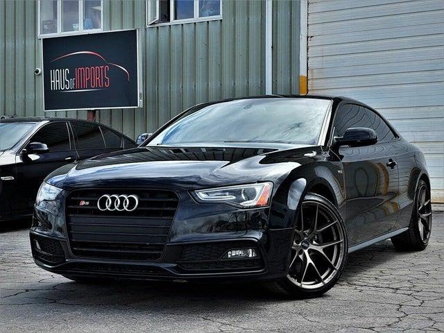 2014 Audi S5 3.0T quattro Premium Plus Coupe AWD