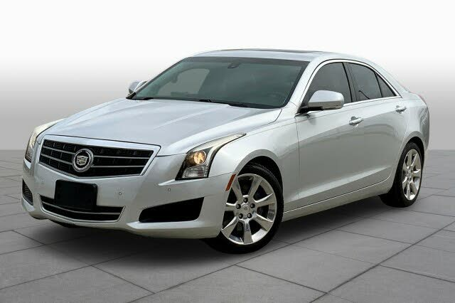 2013 Cadillac ATS 2.0T Luxury RWD
