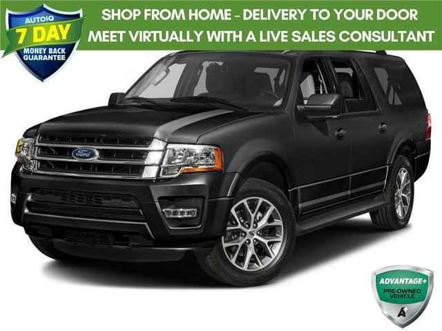 2017 Ford Expedition Platinum Max
