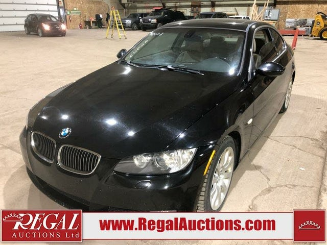 2007 BMW 3 Series 328i Coupe RWD