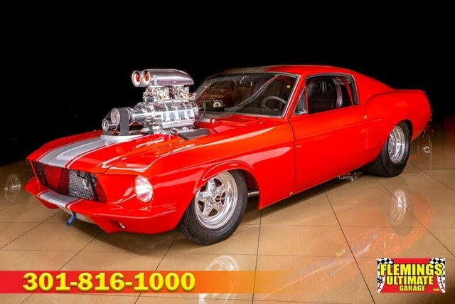1967 Ford Mustang Shelby GT500 RWD