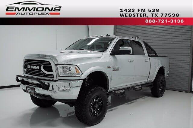 2017 RAM 2500 Power Wagon Laramie Crew Cab 4WD