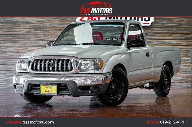 2003 Toyota Tacoma Standard Cab LB
