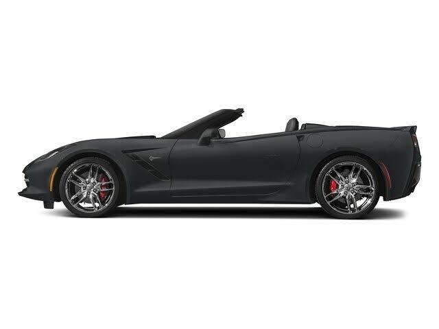 2019 Chevrolet Corvette Stingray Z51 2LT Convertible RWD