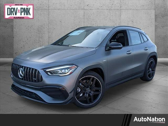 2021 Mercedes-Benz GLA-Class GLA AMG 35 4MATIC AWD