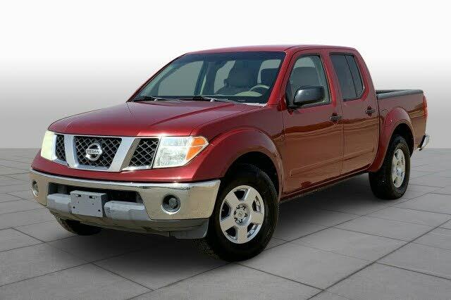 2007 Nissan Frontier SE Crew Cab RWD
