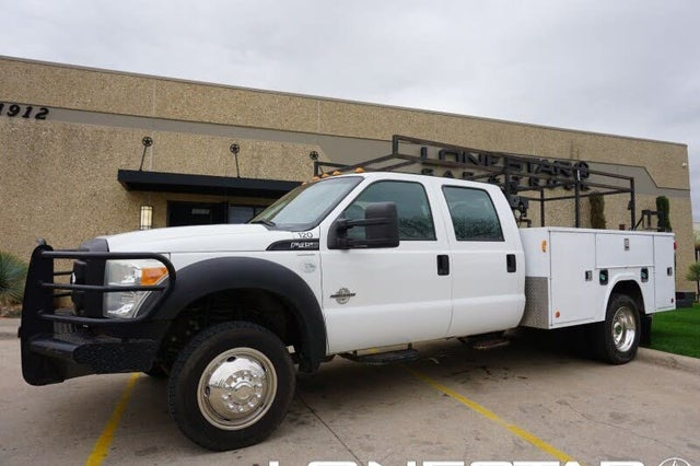 2011 Ford F-450 Super Duty XL Crew Cab LB DRW 4WD