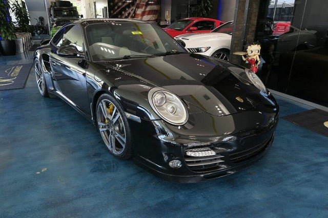 2012 Porsche 911 Turbo S Coupe AWD