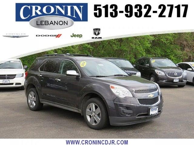 2014 Chevrolet Equinox 1LT FWD
