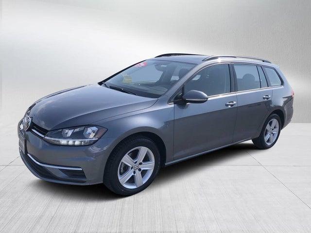 2018 Volkswagen Golf SportWagen SE FWD