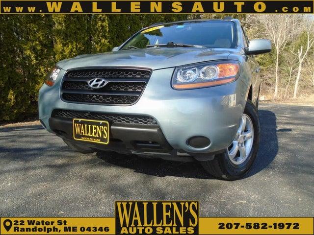 2008 Hyundai Santa Fe 2.7L GLS AWD