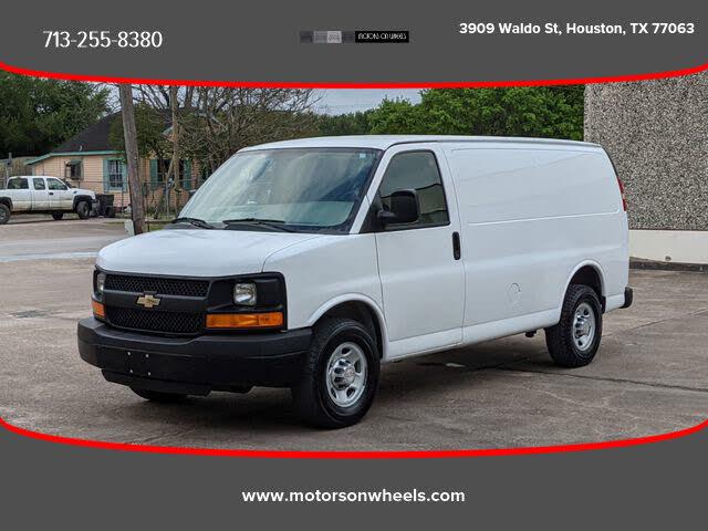 2012 Chevrolet Express Cargo 3500 RWD