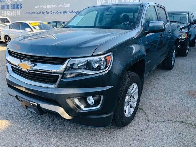 2017 Chevrolet Colorado LT Crew Cab RWD