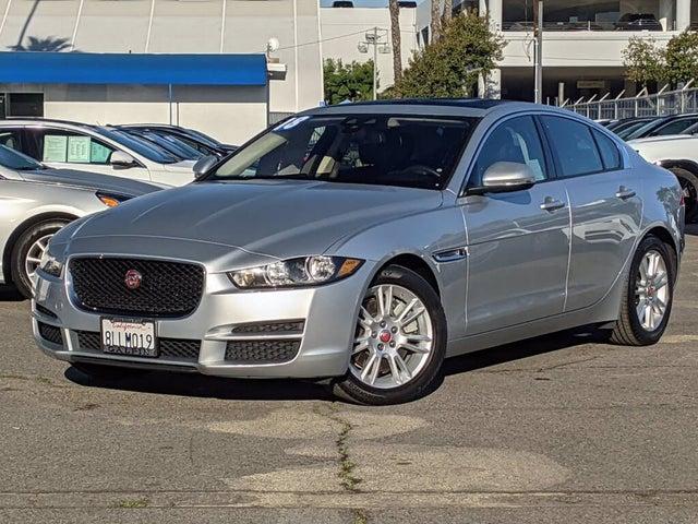 2018 Jaguar XE 25t Premium RWD