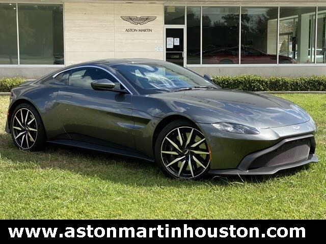 2019 Aston Martin Vantage RWD