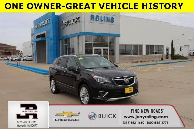 2019 Buick Envision Premium AWD